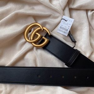 New Lux Gucci Belt GG